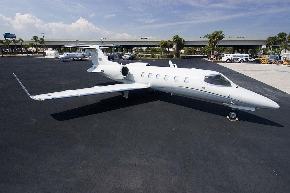 2001 Learjet 31A