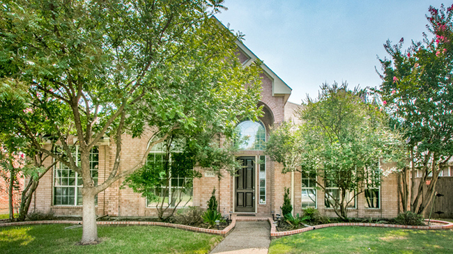 Online Auction: Single Family Home 318 Buttonwood Court, Coppell, TX 75019