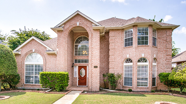 Online Auction: Single Family Home 631 Beal Lane, Coppell, TX 75019