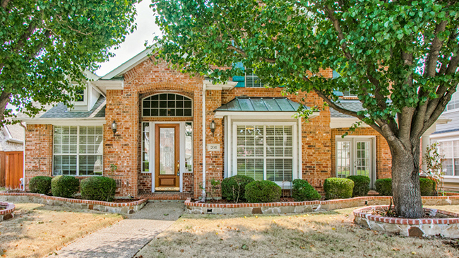 Online Auction: Single Family Home 208 Bricknell Lane, Coppell, TX 75019