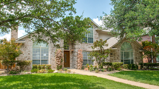 Online Auction: Single Family Home 331 Still Forest Drive, Coppell, TX 75019