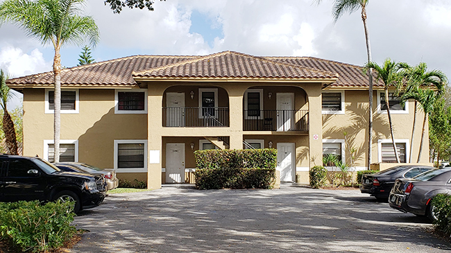 Online Auction: Apartment Building 11561 NW 36th St, Coral Springs, FL