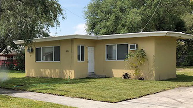 Online Auction: Single Family Home 411 NW 12th Ave, Fort Lauderdale, FL