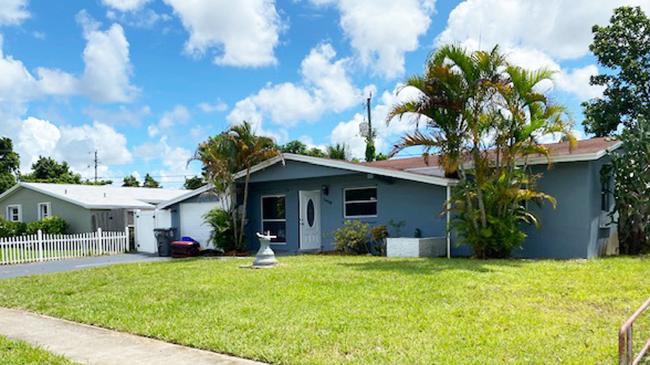 Online Auction: Single Family Home 1408 Parterre Dr, West Palm Beach, FL
