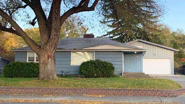 Online Auction: Single Family Home 908 N. Bowdish Rd, Spokane Valley, WA